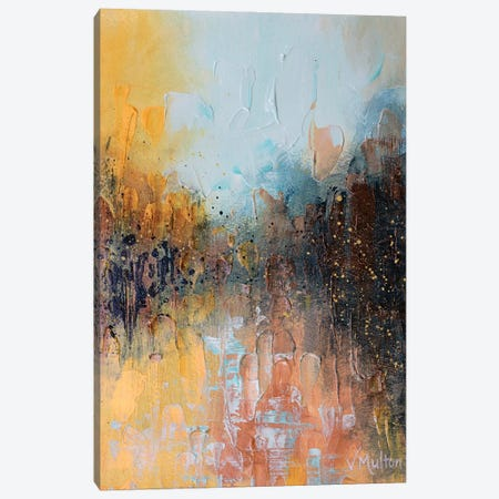 Bathed In Sunlight Canvas Print #VSM3} by Vanessa Sharp Multon Canvas Wall Art