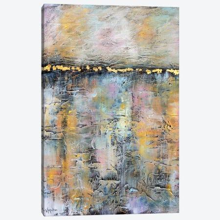 Beauty & Truth I Canvas Print #VSM40} by Vanessa Sharp Multon Canvas Print