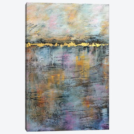 Beauty & Truth II Canvas Print #VSM41} by Vanessa Sharp Multon Canvas Art Print