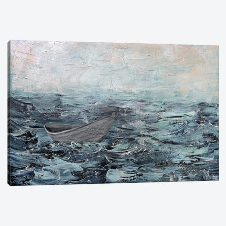 Storm Blown I Canvas Print #VSM52} by Vanessa Sharp Multon Canvas Wall Art