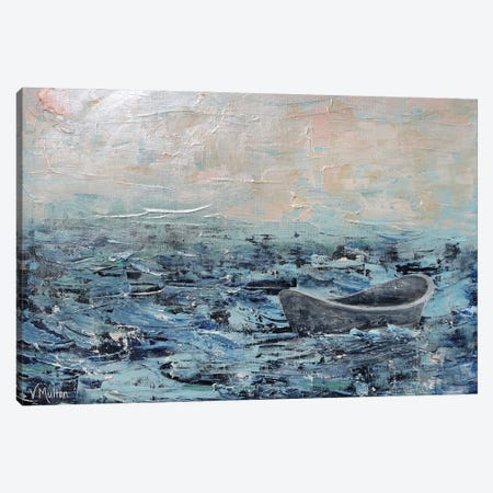 Storm Blown II Canvas Print #VSM53} by Vanessa Sharp Multon Canvas Wall Art