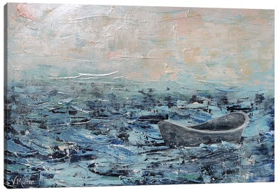 Storm Blown II Canvas Art Print