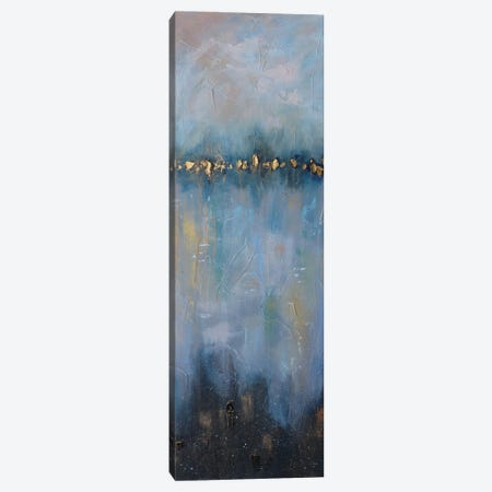 The Light Gets Through I Canvas Print #VSM59} by Vanessa Sharp Multon Canvas Artwork