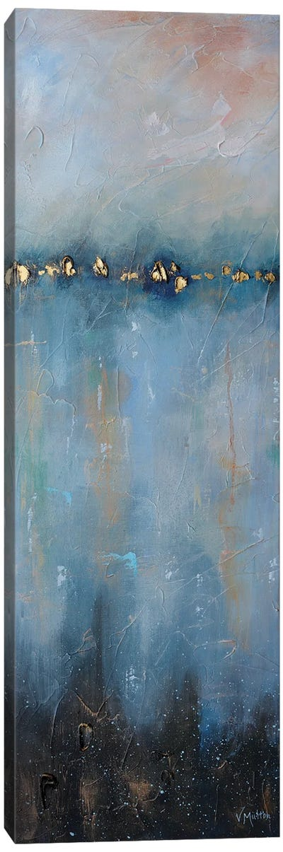 The Light Gets Through III Canvas Art Print