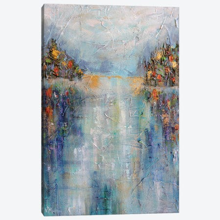 Breaking Through Canvas Print #VSM6} by Vanessa Sharp Multon Canvas Print
