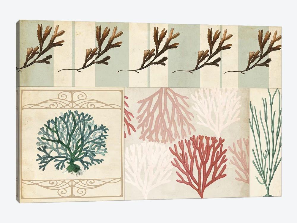 Coastal Patternbook I by Vision Studio 1-piece Art Print