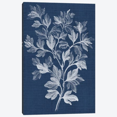Foliage Chintz I Canvas Print #VSN152} by Vision Studio Canvas Artwork
