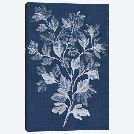 Foliage Chintz I Canvas Print #VSN152} by Vision Studio Canvas Artwork