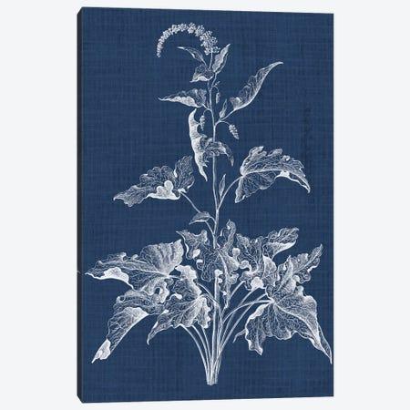 Foliage Chintz II Canvas Print #VSN153} by Vision Studio Canvas Art