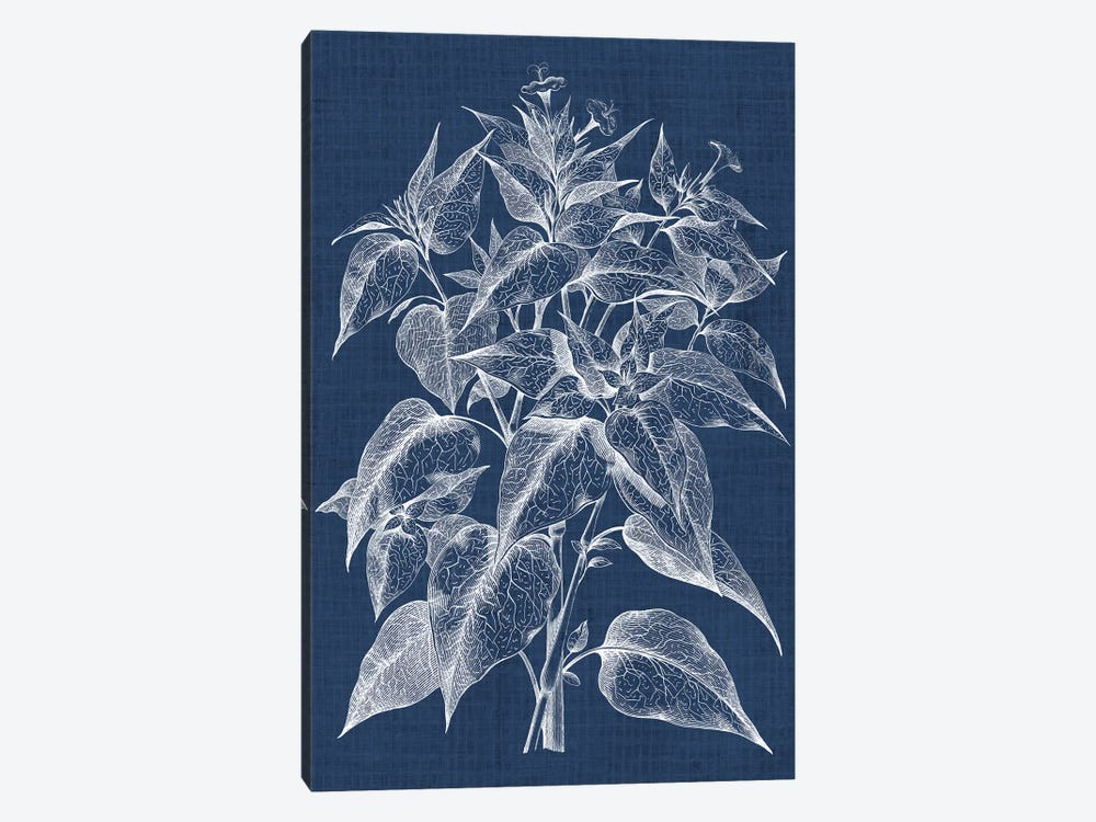 Foliage Chintz III by Vision Studio 1-piece Canvas Print