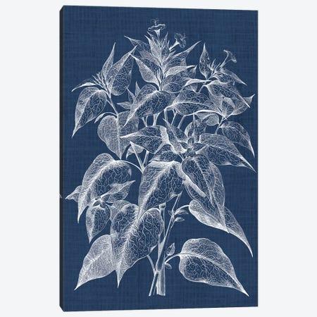 Foliage Chintz III Canvas Print #VSN154} by Vision Studio Art Print