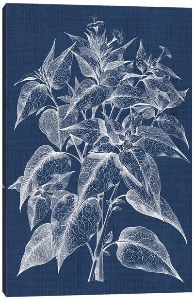 Foliage Chintz III Canvas Art Print