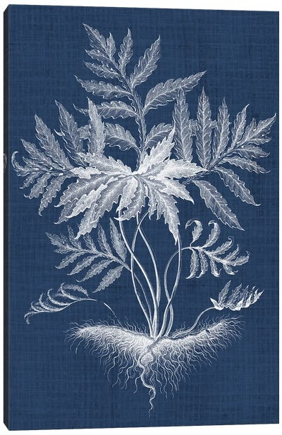 Foliage Chintz IV Canvas Art Print