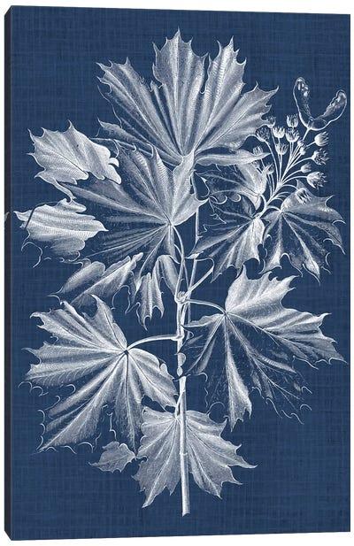 Foliage Chintz V Canvas Art Print