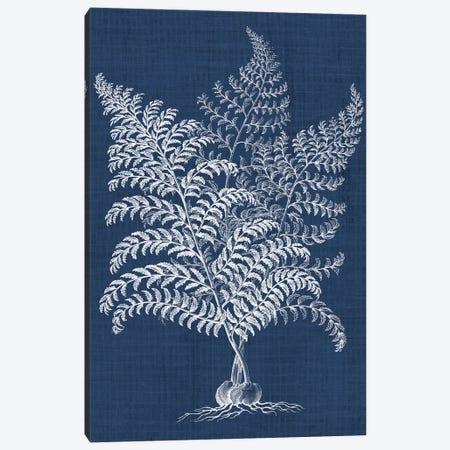 Foliage Chintz VI Canvas Print #VSN157} by Vision Studio Art Print