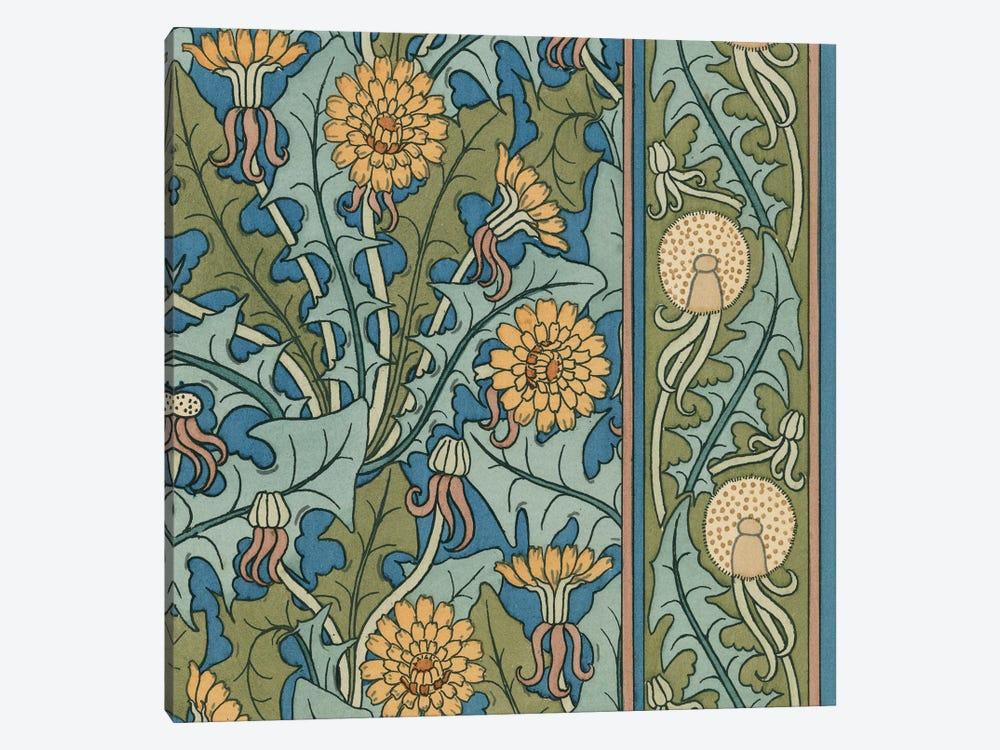 Nouveau Textile Motif IX by Vision Studio 1-piece Canvas Art Print