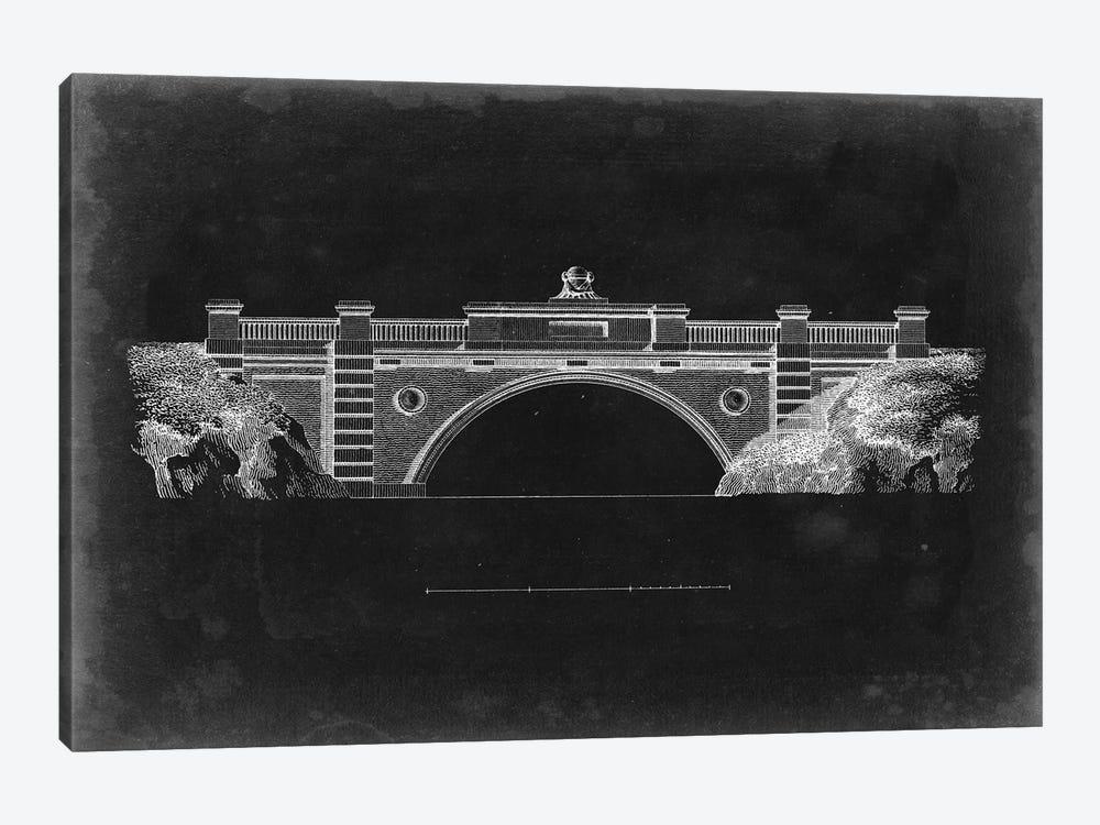 Bridge Schematic II by Vision Studio 1-piece Art Print