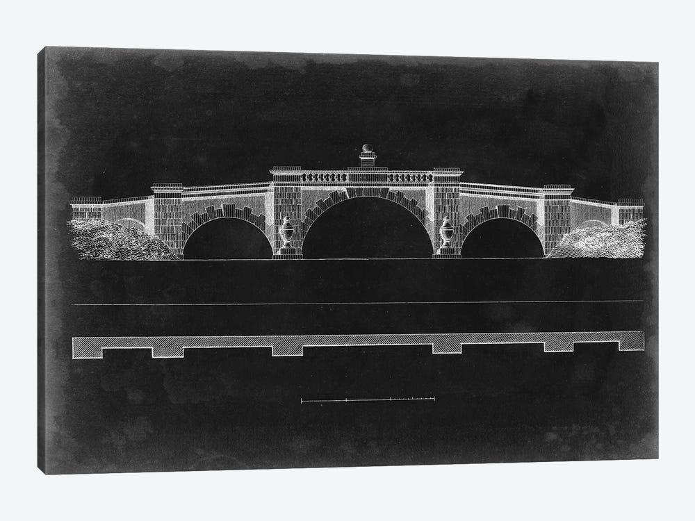 Bridge Schematic III by Vision Studio 1-piece Canvas Art