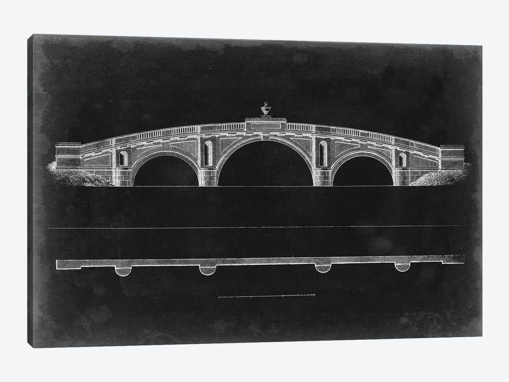 Bridge Schematic IV by Vision Studio 1-piece Canvas Art Print