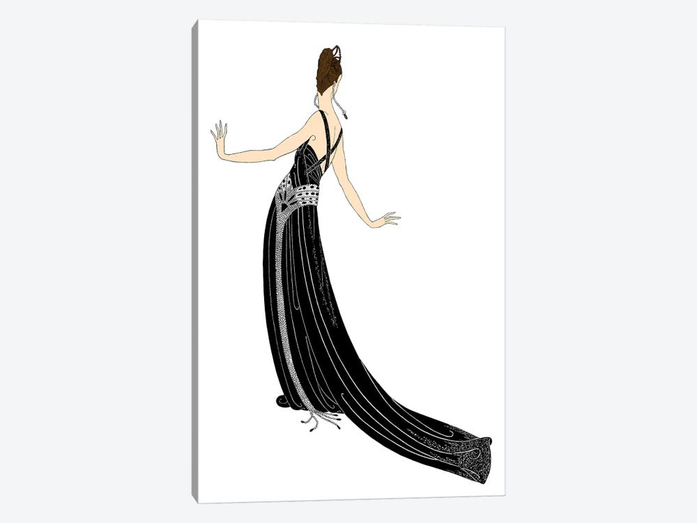 Sophisticated Ladies II by Vision Studio 1-piece Canvas Wall Art