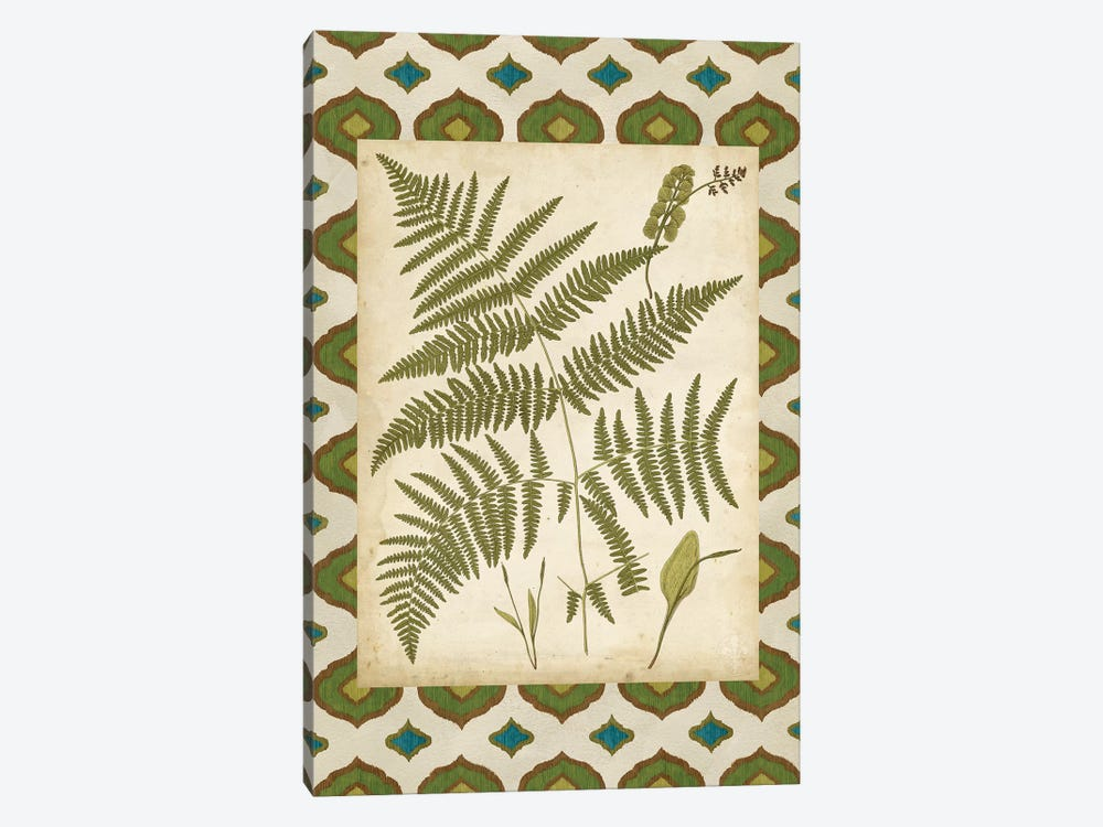 Moroccan Ferns IV by Vision Studio 1-piece Canvas Art Print