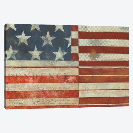 American Quilt A Canvas Print #VSN549} by Vision Studio Art Print