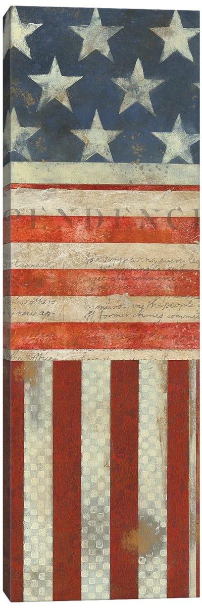 American Quilt I Canvas Art Print