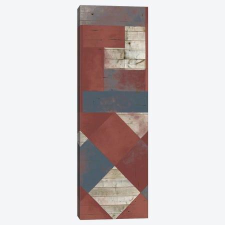 American Quilt L Canvas Print #VSN559} by Vision Studio Canvas Art
