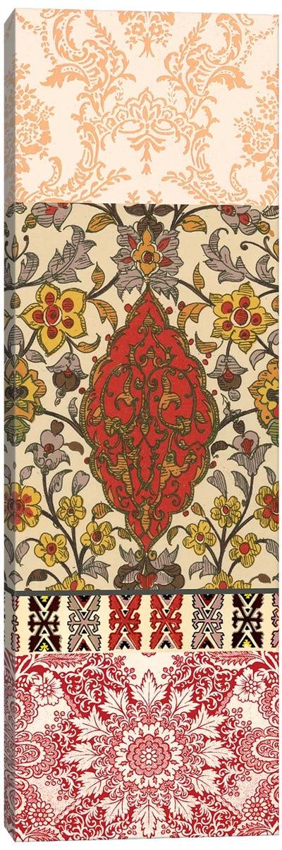 Bohemian Tapestry I Canvas Print #VSN58
