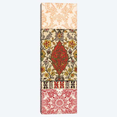 Bohemian Tapestry I Canvas Print #VSN58} by Vision Studio Canvas Print