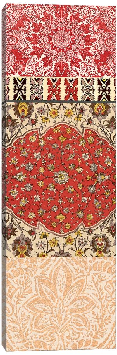 Bohemian Tapestry II Canvas Print #VSN59