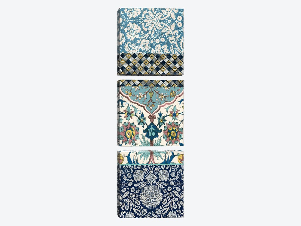 Bohemian Tapestry IV by Vision Studio 3-piece Art Print
