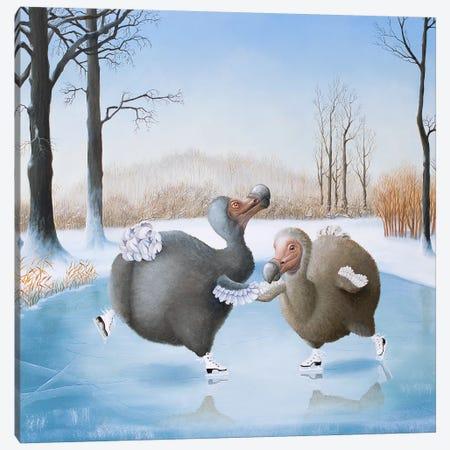 Swing Or Swirl Canvas Print #VSS25} by Suzan Visser Canvas Wall Art