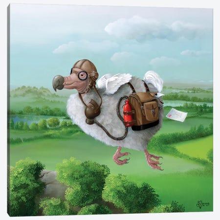 Air Mail Canvas Print #VSS2} by Suzan Visser Canvas Print