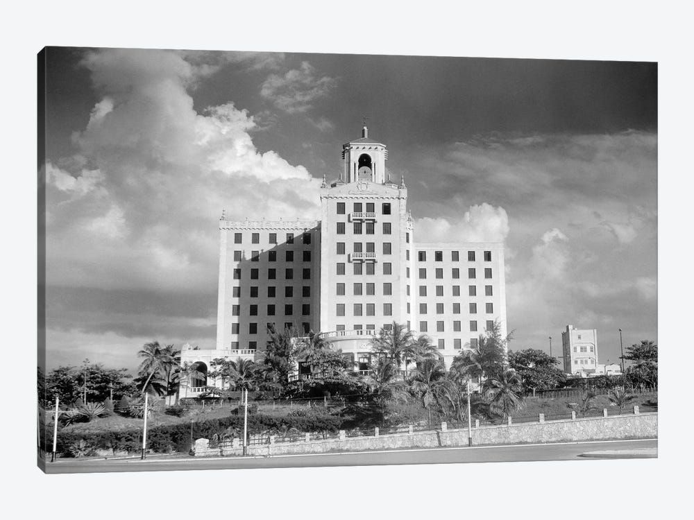 1930s-1940s The National Hotel Havana Cuba by Vintage Images 1-piece Art Print