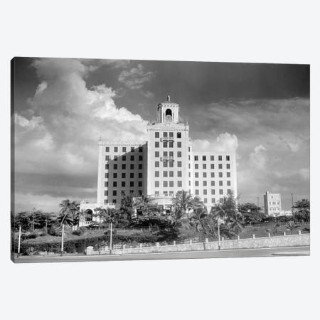 1930s-1940s The National Hotel Havana Cuba Canvas Print #VTG180} by Vintage Images Canvas Print