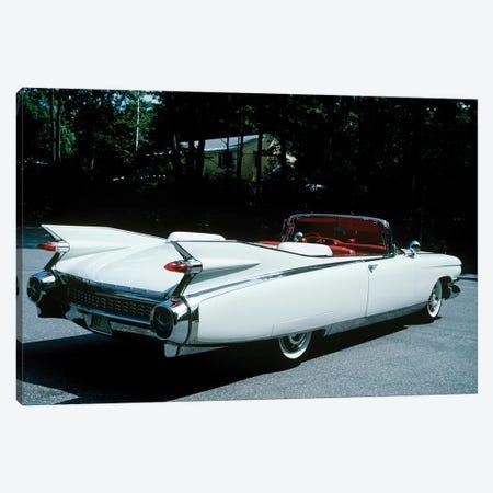 1959 El Dorado Biarritz Cadillac Convertible I 3-Piece Canvas #VTG394} by Vintage Images Canvas Print