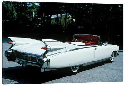 1959 El Dorado Biarritz Cadillac Convertible I Canvas Art Print