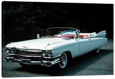 1959 El Dorado Biarritz Cadillac Convertible II Canvas Art Print