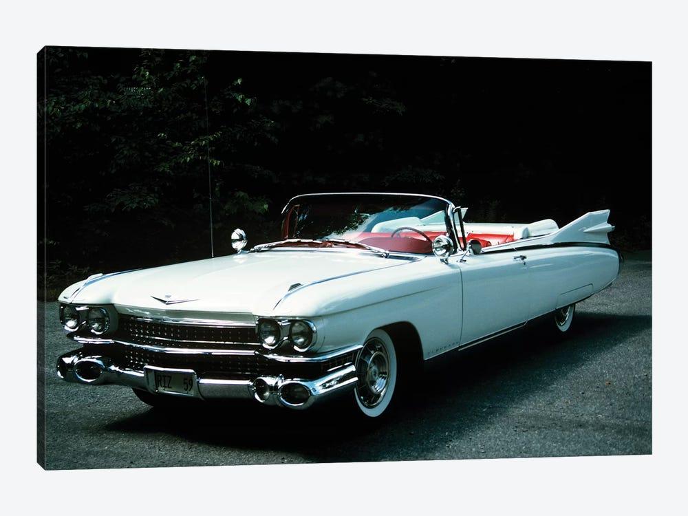 1959 El Dorado Biarritz Cadillac Convertible II by Vintage Images 1-piece Canvas Wall Art