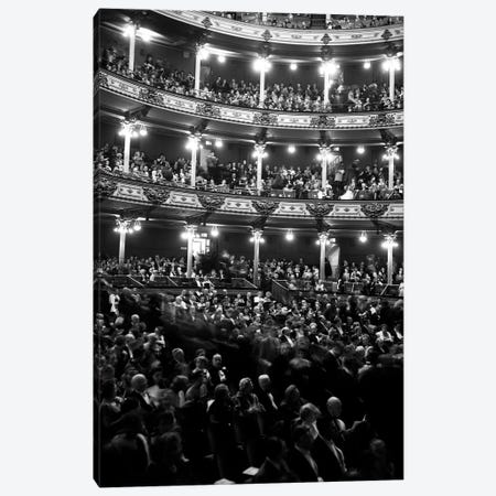 1960s Audience In Seats And Balconies Of The Academy Of Music Philadelphia Pennsylvania USA Canvas Print #VTG403} by Vintage Images Canvas Artwork