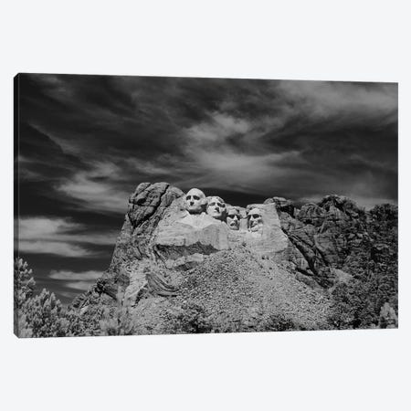 1960s Mount Rushmore Canvas Print #VTG439} by Vintage Images Canvas Art Print