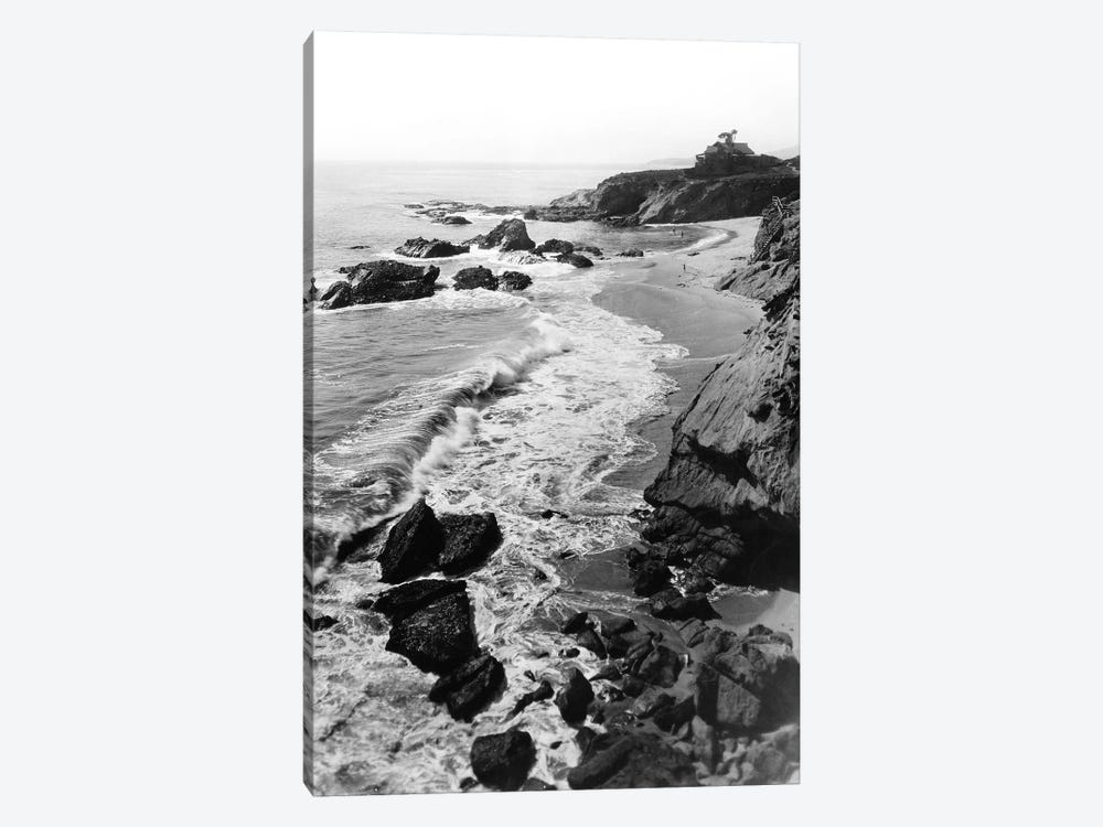 Circa 1918 Arch Beach Laguna California USA by Vintage Images 1-piece Canvas Artwork