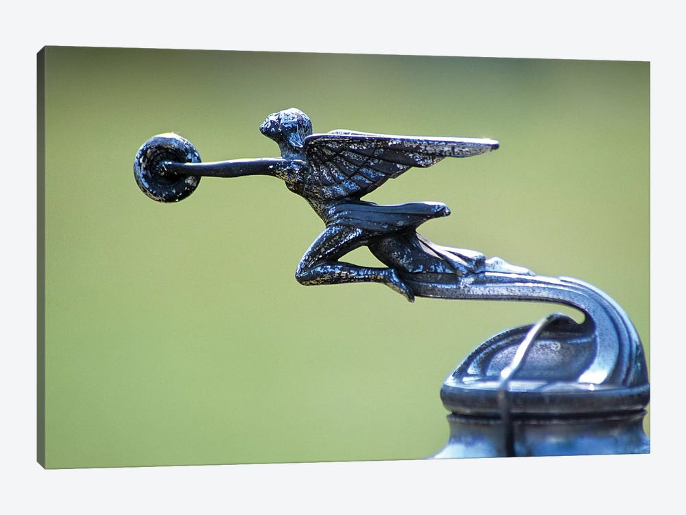 Antique Packard Automobile Hood Ornament 1-piece Art Print