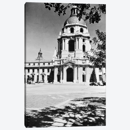1930s City Hall Building Pasadena California USA Canvas Print #VTG92} by Vintage Images Art Print