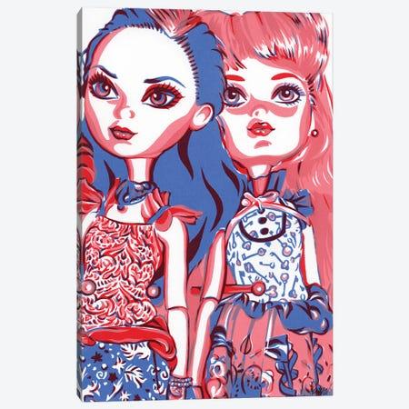 Dolls Canvas Print #VTK127} by Vitali Komarov Canvas Art