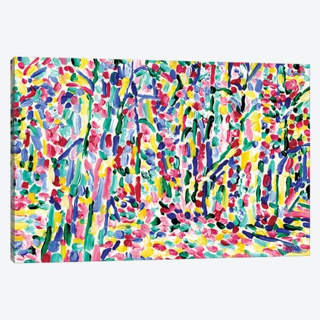 Spring Forest Canvas Print #VTK139} by Vitali Komarov Canvas Wall Art