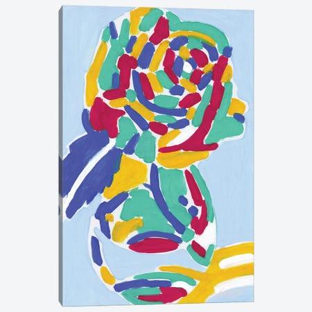 Rose Canvas Print #VTK165} by Vitali Komarov Canvas Artwork