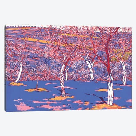 Orchard Canvas Print #VTK175} by Vitali Komarov Canvas Art Print