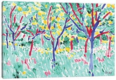 Summer Orchard Canvas Art Print